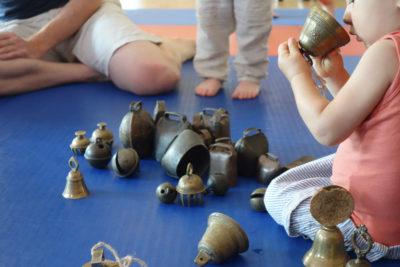 Atelier découverte pour les tout-petits avec Iris Kaufmann