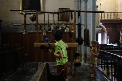 Atelier de création musicale avec Iris Kaufmann